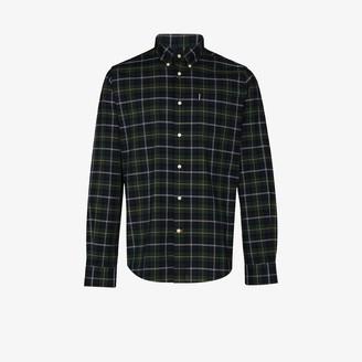 Barbour Tartan Print Cotton Shirt