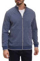 Robert Graham Men's Jyoti Knit Zip Jacket