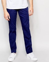 Ps By Paul Smith Ps Paul Smith Trousers In Stretch Cotton