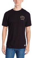 DC Men's Front Sign Short Sleeve T-Shirt