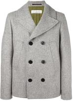 Golden Goose Deluxe Brand 'Ian' peacoat - men - Cotton/Virgin Wool - M