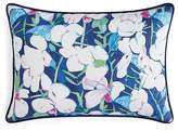 "Matouk Viola Decorative Pillow, 15"" x 21"""