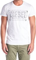 Diesel Mens T Shirt For Successful Living Nuente Maglietta Tee