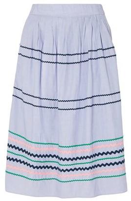 J.Crew 3/4 length skirt