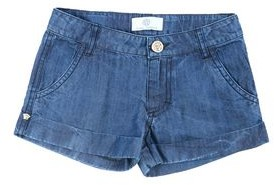 VERSACE YOUNG Denim shorts