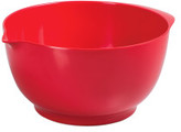 Avanti Melamine Small Mixing Bowl 1.5l Red