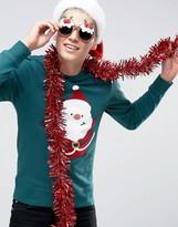 Jack and Jones Holidays Sweatshirt with Print