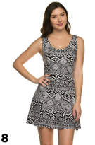 Ambiance Print Sleeveless Dress