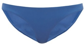 JADE SWIM Most Wanted Bikini Briefs - Womens - Blue