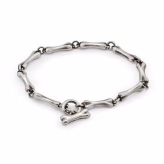 Snake Bones Bones Bracelet in Sterling Silver