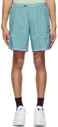 Nike Blue Flex Stride Wild Run Shorts