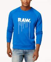 G Star Men's Graphic-Print Sweatshirt