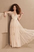 Needle & Thread Petunia Maxi Dress