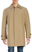 Lauren Ralph Lauren Button-Front Insulated Rain Coat