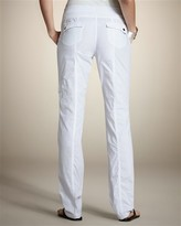 Chico's Cool Cotton Utility Pant