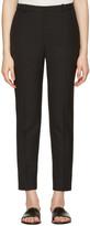 Lanvin Black Skinny Trousers