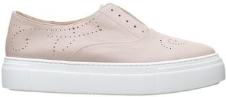 Fratelli Rossetti One Light Pink Hobo Sport Sneaker