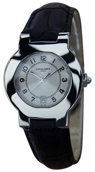 Chaumet Stainless Steel Swiss Made Quartz Womens Watch Year: 2010