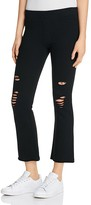Pam & Gela Cropped Flare Pants