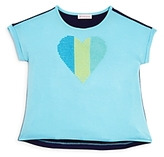 Design History Girls' Heart Top - Little Kid