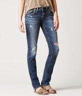 Silver Jeans Silver Berkley Straight Stretch Jean