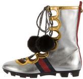 Gucci Titan High-Top Sneakers