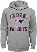 Boys 8-20 New England Patriots Promo Fleece Hoodie