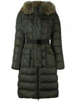 Moncler 'khloe' Padded Long Coat