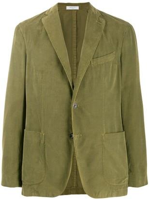 Boglioli textured blazer jacket