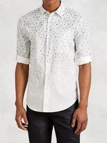 John Varvatos Gradient Dot Shirt