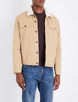 Levi's The Trucker sherpa-lined corduroy jacket