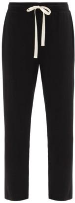 Skin Leora Jersey Pyjama Trousers - Black