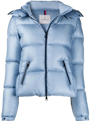 Moncler Fourmi hooded puffer jacket