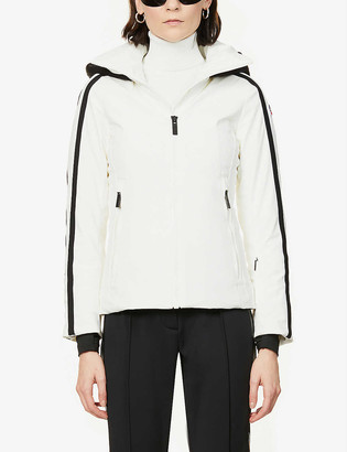 Fusalp Sidonie funnel-neck stretch-shell jacket