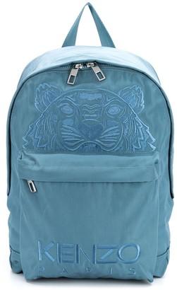 Kenzo Logo-Embroidered Backpack