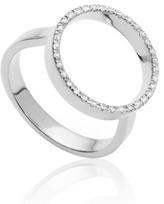 Monica Vinader Naida Circle Open Ring