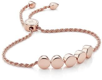 Monica Vinader Linear Bead Chain bracelet