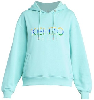 Kenzo Sequin Logo Hoodie