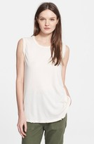 The Great Women's 'The Sleeveless' Crewneck Tank
