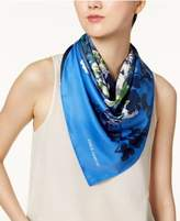 Vince Camuto Midnight Garden Square Scarf
