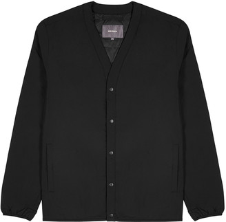 Norse Projects Otto Black Shell Jacket