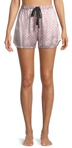 Morgan Lane Starburst Bea Silk PJ Shorts
