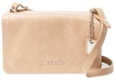 Longchamp Quadri Small Leather Crossbody