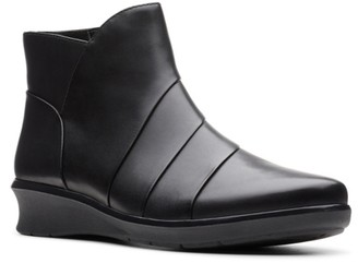 Clarks Hope Rest Wedge Bootie