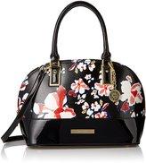 Anne Klein Shimmer Down LZ Satchel Bag