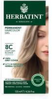 Light Ash Blonde 8C Herbatint Hair Color by Herbatint (4.5floz Hair Color)