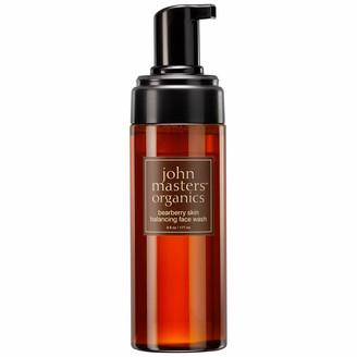 John Masters Organics Bearberry Oily Skin Balancing Face Wash (118ml)