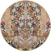 Roberto Cavalli Golden Flowers Charger Plate