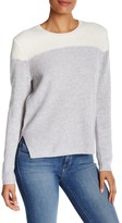 Rebecca Taylor Blocked Cash Sweater