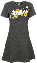 Kenzo branded T-shirt dress